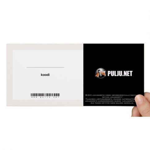 Pulju.net Lahjakortti