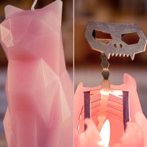 PyroPet Kynttilä