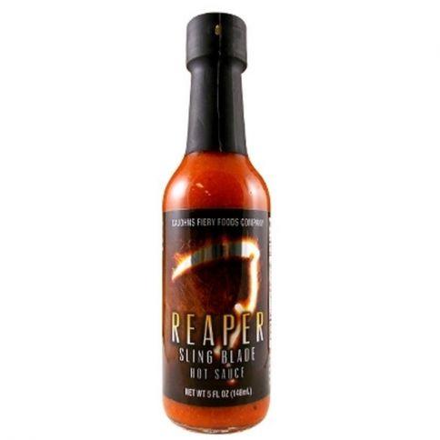 CaJohn's Reaper SlingBlade Hot Sauce