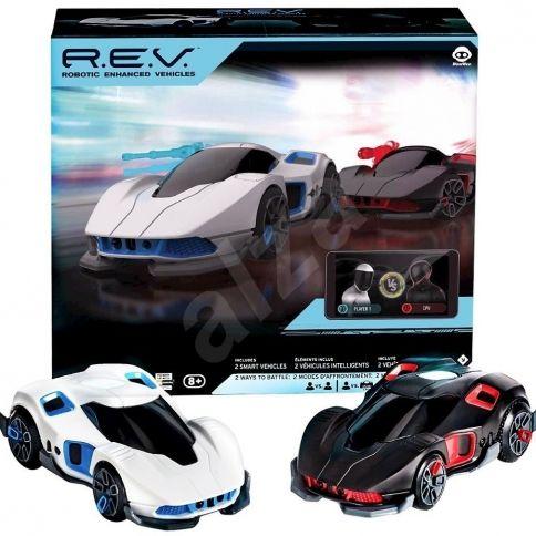 R.E.V 2 A.I Ajoneuvot