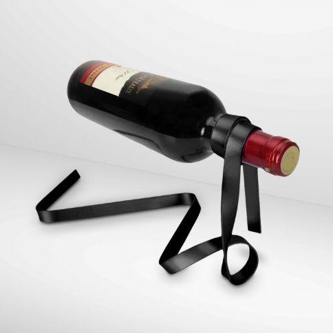 Nauha Viinipulloteline