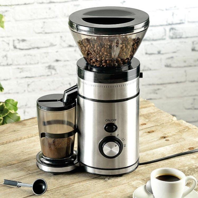 electric coffee grinder. Black Bedroom Furniture Sets. Home Design Ideas