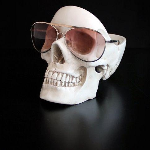 Skull Tidy Säilytyspurnukka