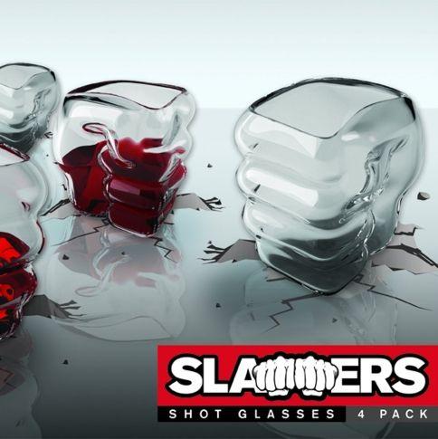 Slammers Shottilasit