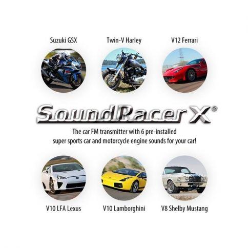 Soundracer X