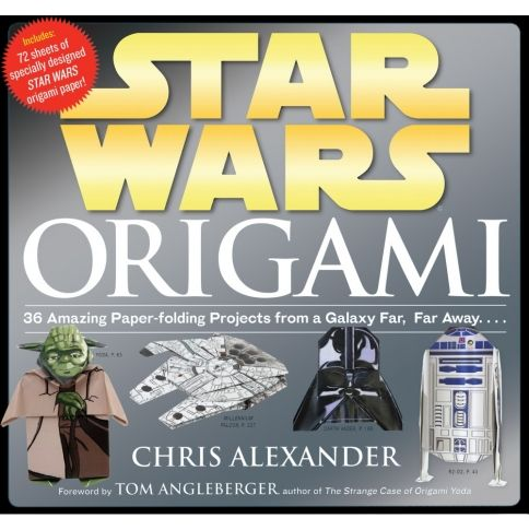 Star Wars Origamikirja