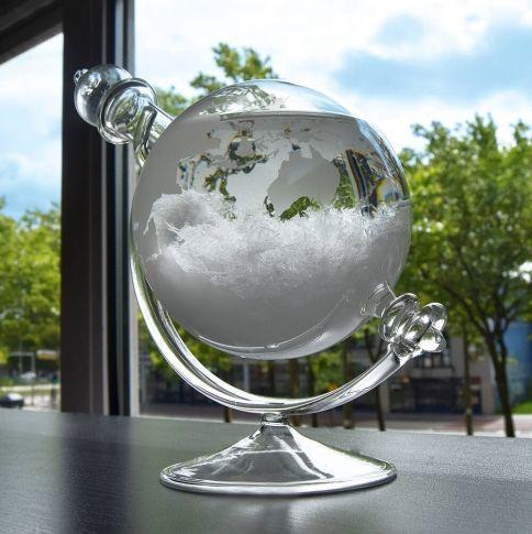 Storm Glass Globe