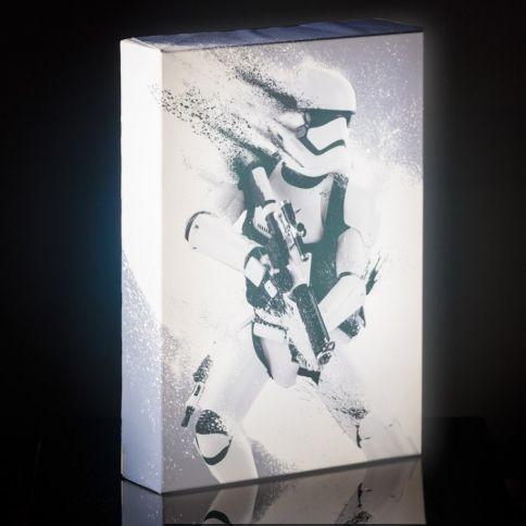 Valaistu Stormtrooper Taulu