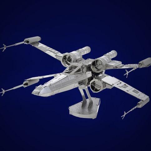 Star Wars 3D Metalliset Mallit