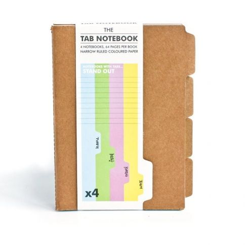 Tab Notebook Muistio