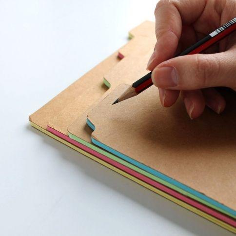 Tab Notebook Muistio