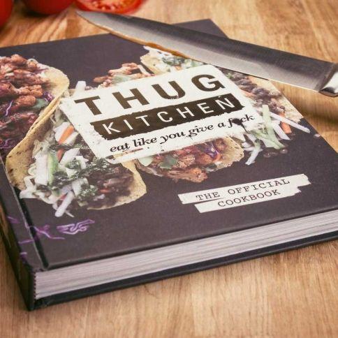 Thug Kitchen Keittokirja