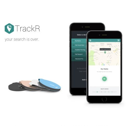 TrackR Bravo Item Finder