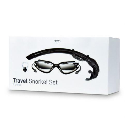 Travellerin Snorkkelisetti