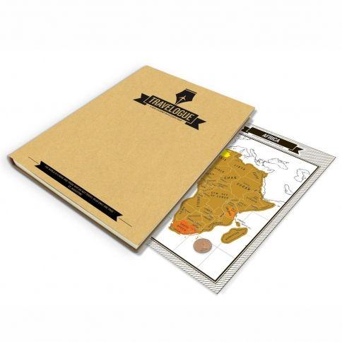 Travelogue Travel Journal