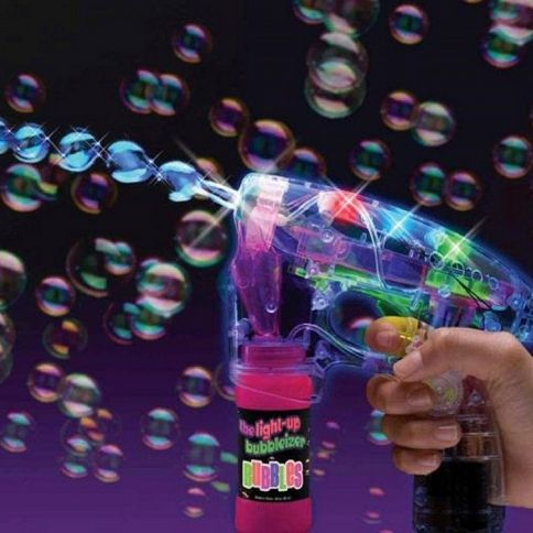 UV Bubble Gun