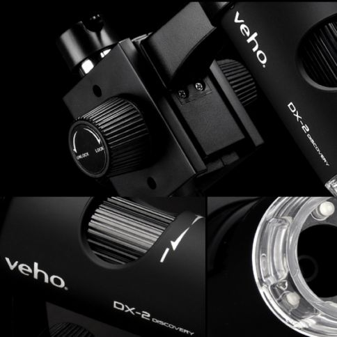 Veho DX-2 USB Mikroskooppi 5MP