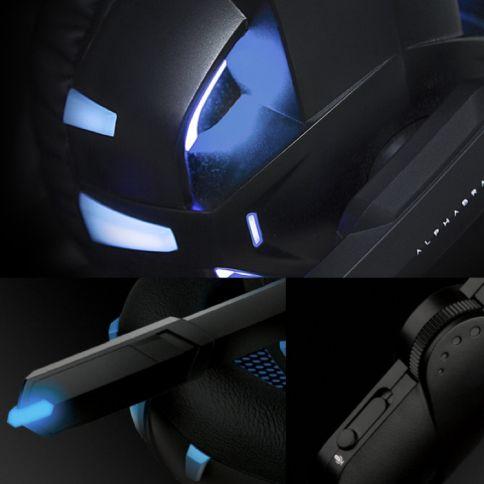 Veho Alpha Bravo GX1 Pelikuulokkeet