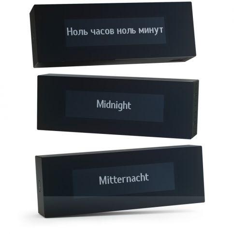 Verbarius Text Clock