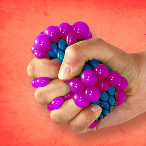 Squishy Mash Ball Stressipallo