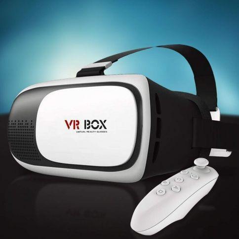 VR BOX 2.0 Virtuaalilasit Kaukosäätimellä