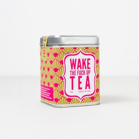 Wake The F*ck Up Tea