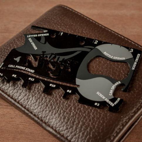 The Wallet Ninja Monitoimijuttu
