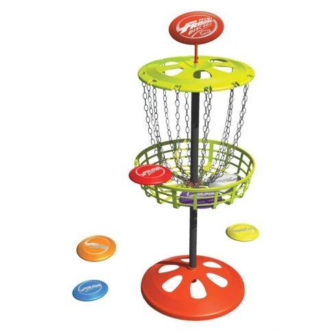 Wham-O Mini Frisbee Golf Setti