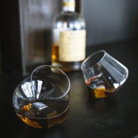 Gentlemen's Hardware Rock & Roll Whisky Glasses