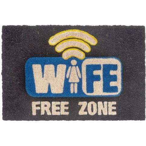 WiFe Free Zone Ovimatto