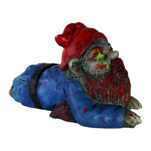Zombie Crawler Puutarhatonttu