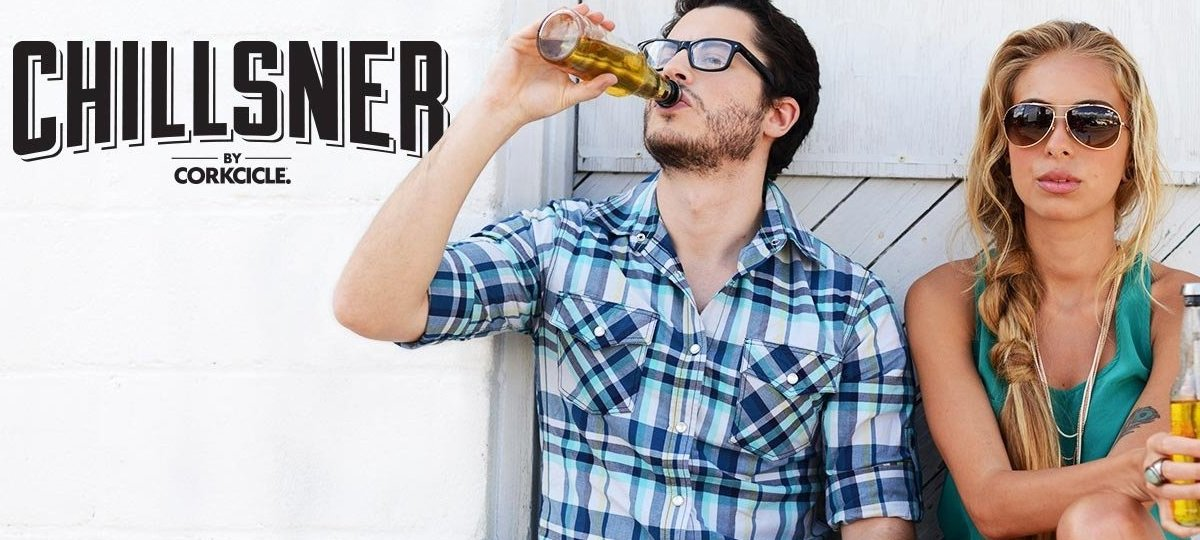 Chillsner Beer Chiller - €29,90