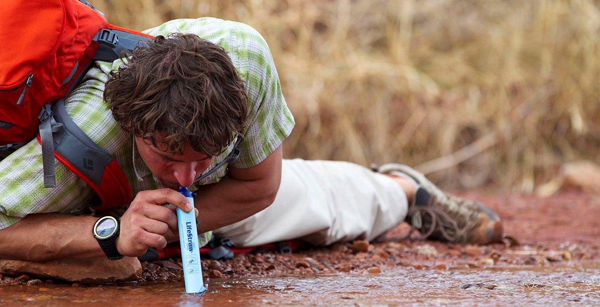 LifeStraw® Vedenpuhdistin - €27,50