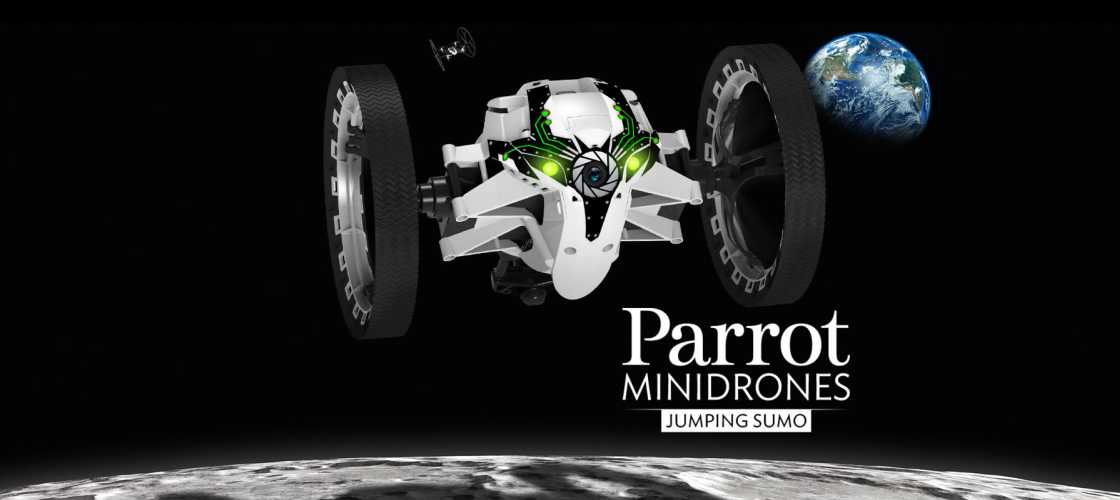 Parrot Jumping Sumo - €199,90