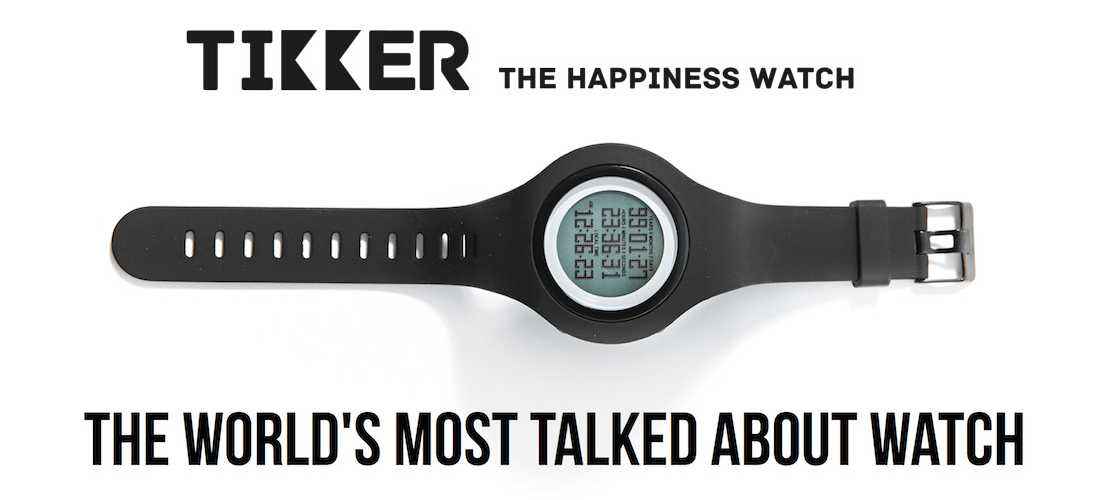 Tikker Death Watch - €69,00